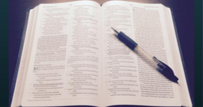 Mixed Bible Study - Elk Point