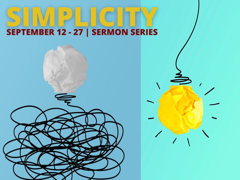 Simplicity, Part 1