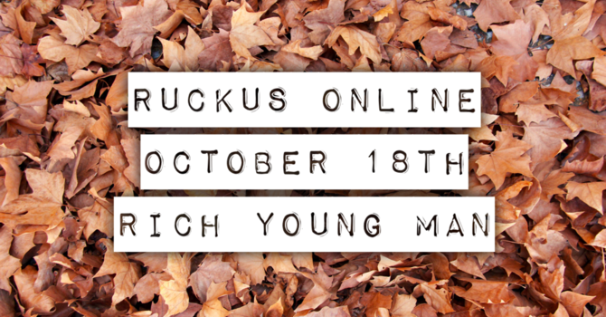 JUNIOR YOUTH ONLINE | October 18th