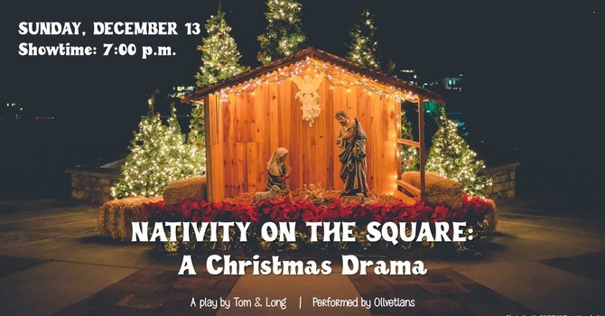 Nativity on the Square: A Christmas Story