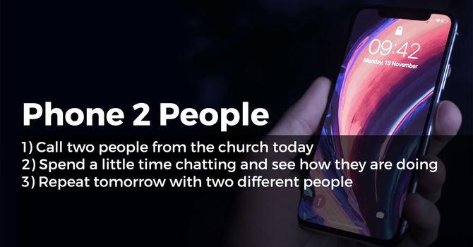 Phone 2 People