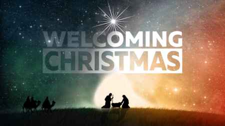 Welcoming Christmas