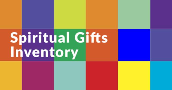 Spiritual Gifts Inventory