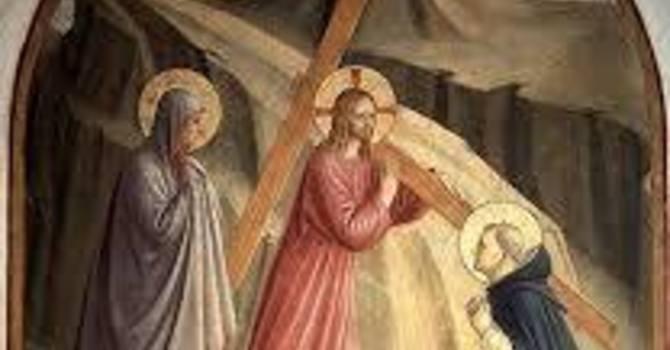 Holy Week at St. Dunstans image