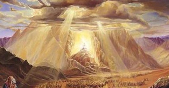 The Longest Journey: The Journey with God