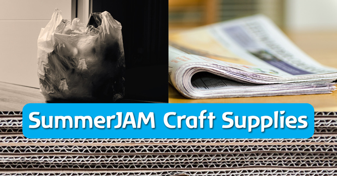 SummerJAM Craft Supplies image