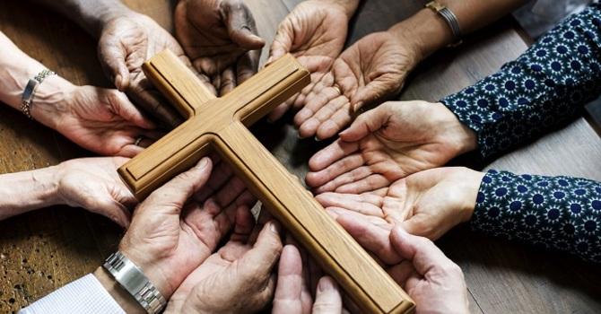 成人主日學和祈禱會