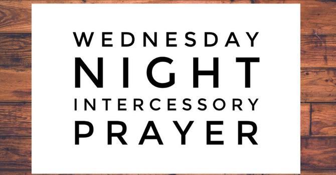 Wednesday Prayer & Bible resume September 11th @ 7:00pm image