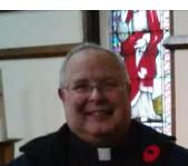 Archdeacon Glenn Eason