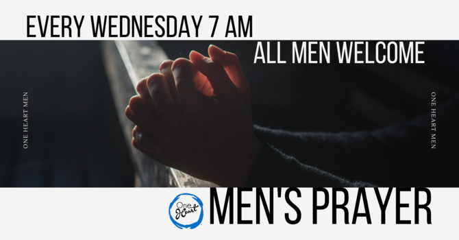 Men's morning prayer