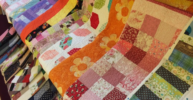 PROJECT LINUS QUILTS image