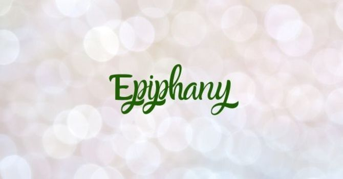 The Mystery of Epiphany