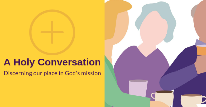 Holy Conversation: Selecting a planning team image