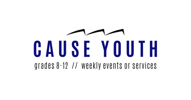 Cause Youth Ministry