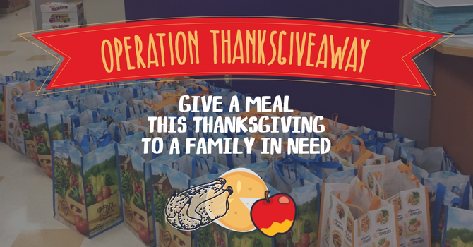 Operation Thanksgiveaway