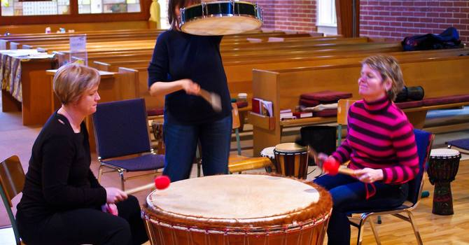 NS Community Drum Circle