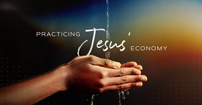 Economics Watched by Jesus