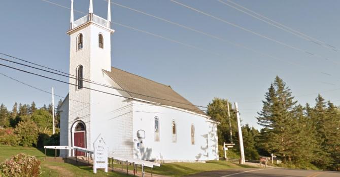 Parish of Blandford