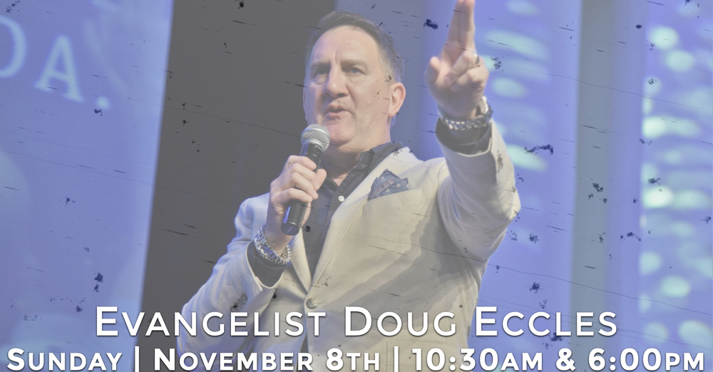 Guest Speaker Doug Eccles