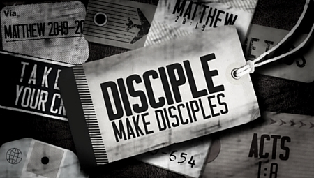 Go and Make Disciples of All Nations
