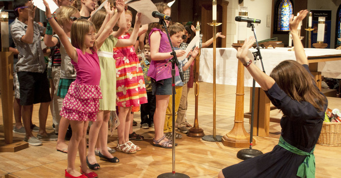 Children and Youth in Worship