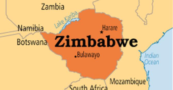Soup and Apples to Zimbabwe image