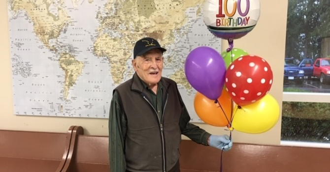 Happy 100th  Birthday Andy! image