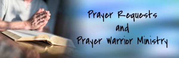 Prayer Warriors