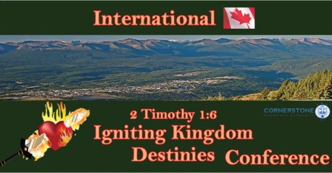 Igniting Kingdom Destinies