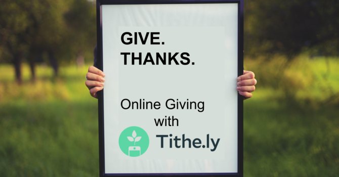 Online Giving image