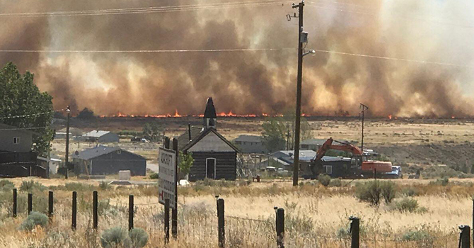 ANGLICAN RESPONSE to the BC 2017 Wildfires image