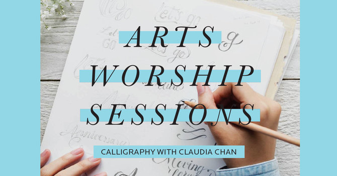 Arts Worship Sessions