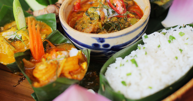 Taste of Cambodia: A Dinner Experience
