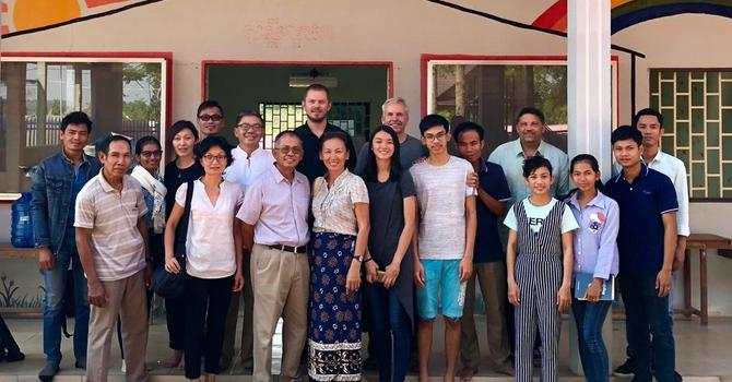 Cambodia Business as Mission Trip 2018 - Reflections by Peter Quek image