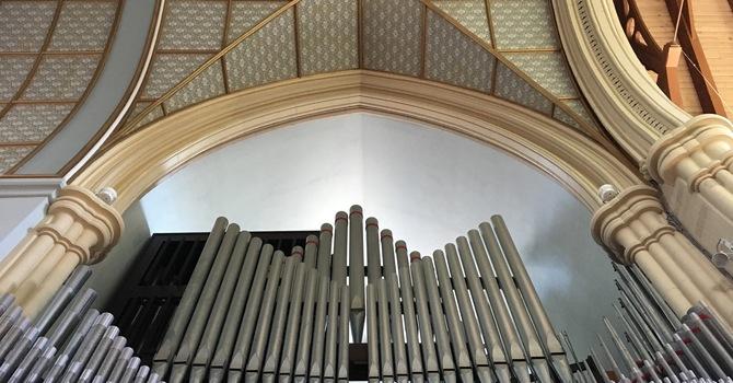 Organ Recital May 27th image