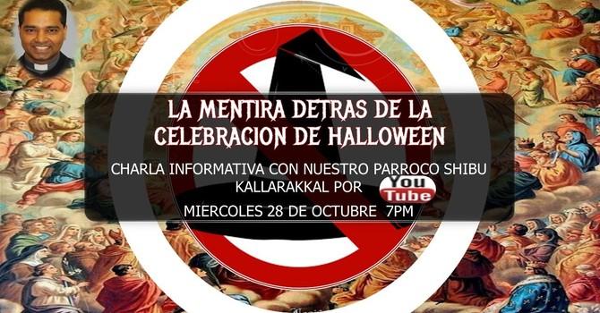 La mentira detrás de la celebración de Halloween