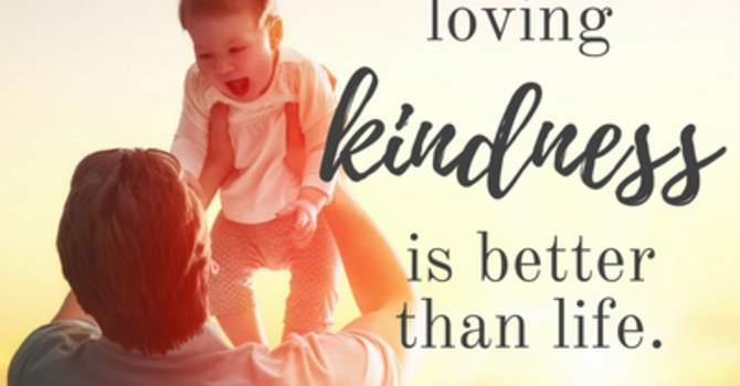 Love Your Kids like our Good, Good Father Loves Us