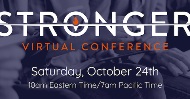 Stronger Virtual Conference