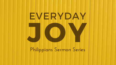 Everyday Joy: A Study of Philippians