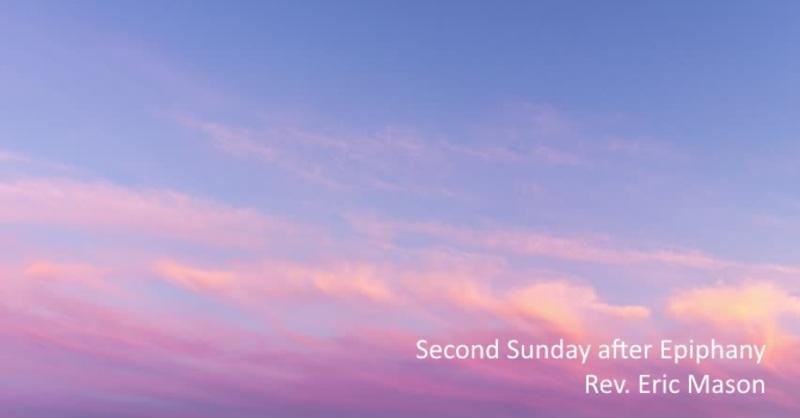 Second Sunday after Epiphany