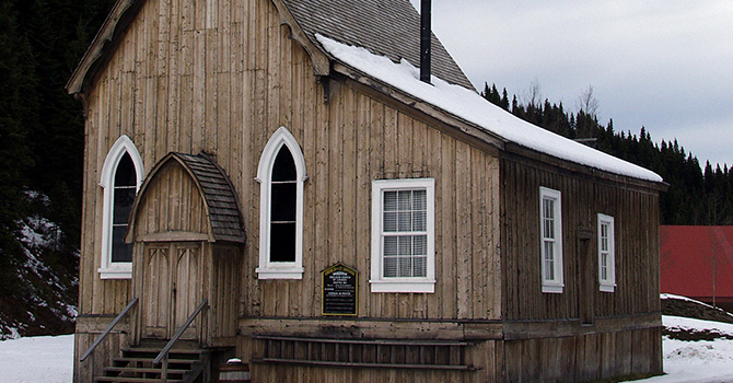 BARKERVILLE - A Place to Grow in Ministry image
