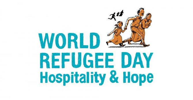 World Refugee Day - June 20 image