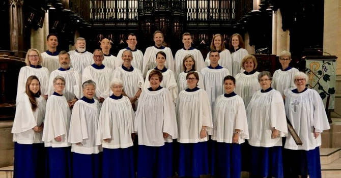 The Metropolitan Choir at Roy Thomson Hall - Tues Dec 17 at Noon! image