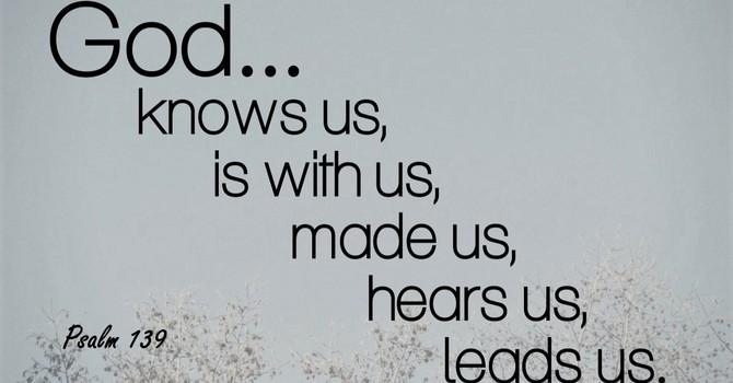 Psalm 139 Sermon Series image