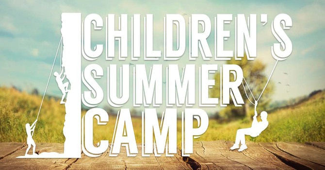 Kid's Summer Camp image
