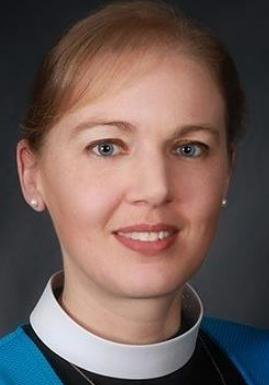 The Rev'd Laura Marie Piotrowicz