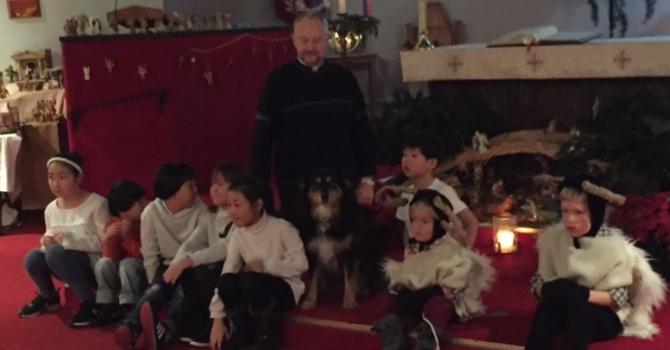 2016 Christmas Eve Family Service