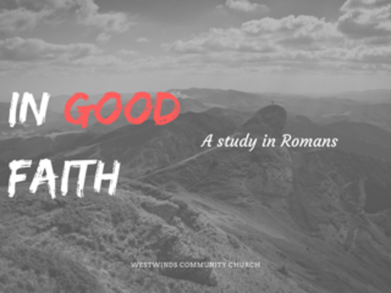 Romans Series: Religion can not save you