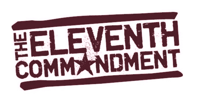 "Series: ""The 11th Commandment image"
