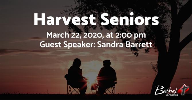 Harvest Seniors March 12, 2020